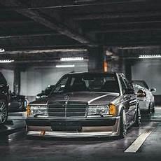 Mercedes 190 Prototype W201 Mercedes W201