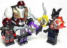 Ausmalbilder Lego Ninjago Oni Masken Ninjago Lord Garmadon Www Bilderbeste