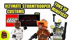 wars lego stormtrooper custom minifigures ultimate