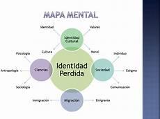 mapa mental sobre la identidad nacional venezolana identidad perdida en canc 250 n