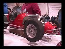 1952 Offenhauser Powered Midget Racecar Race Car  Othe
