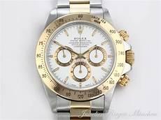 rolex daytona stahl rolex daytona stahl gelbgold 750 chronograph 16523