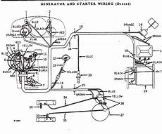 Wiring Diagram Deere 4020 Tractor by Trying To Convert A 4020 Deere Tractor To A 12 Volt System