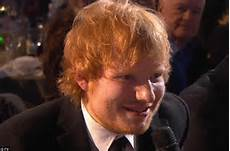 male singer with red hair at the 2015 grammys brit awards 2015 winners are ed sheeran and sam smith with two gongs each daily mail online