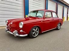 restored 1963 volkswagen type 3 notchback for sale on bat