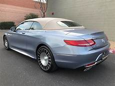 2017 mercedes maybach s650 cabriolet german cars for