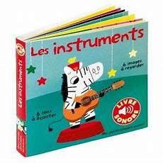 livre sonore imagier les instruments gallimard jeunesse avis