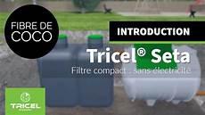 Filtre Compact Tricel Seta Sans 233 Lectricit 233 Fibre De