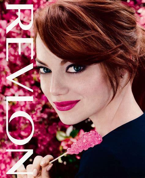Emma Stone Natural Hair