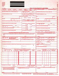 medical billing process cms 1500 claim form billing instruction