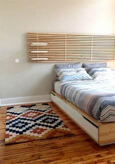 ikea mandal bed frame headboard mattress posts
