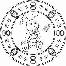 Gratis Malvorlagen Ostern Mandala Malvorlage Opa Kinder Mandalas Zu Ostern Mit Motiven Vom
