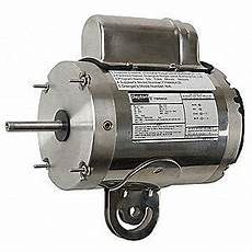 dayton 1 2 hp washdown motor capacitor start run 1075 nameplate rpm 115 voltage frame 48yz