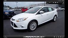 ford focus 2012 2012 ford focus sel start up engine and in depth tour