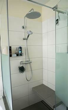 Dusche Sitzbank