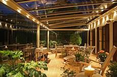 Terrasse Led Beleuchtung - terrassendach aus alu und glas mit seitenverglasung
