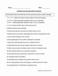 17 best images of punctuation practice worksheets punctuation worksheets grade 3 missing
