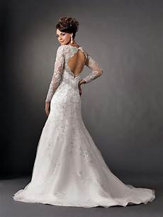 Lace Sleeves Wedding Gown 2014 2015 wedding dress trends lace sleeves