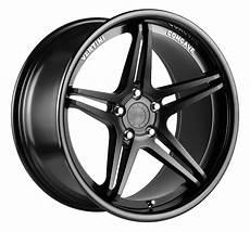 Jantes Alu Vertini Wheels Monaco Black Pour Mercedes