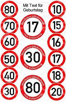 Malvorlagen Verkehrsschilder Mit Text Verkehrsschild 10 80 Verkehrszeichen Geburtstagsschild