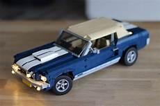 Lego 10265 Ford Mustang Als Cabrio Und Mit Beleuchung