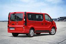 Opel Vivaro Gets Combi Version For Passenger Transport