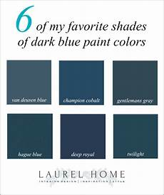 do the best dark blue paint colors give you the