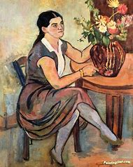 Paintings by Suzanne Valadon