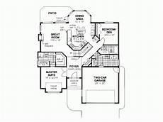 eplans mediterranean house plans eplans mediterranean house plan cost effecient one story