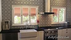 Moroccan Tiles Kitchen Backsplash Black And White Moroccan Tiles Kitchen Backsplash Yelp