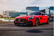 Mercedes Amg Gt S Is With Tuning Fury And