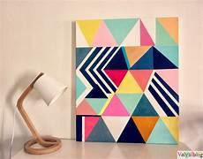 tableau geometrique moderne la vie en couleurs ou l obsession g 233 om 233 trique valy s