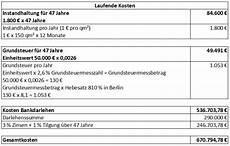 eigenheim laufende kosten die 2 wege sein verm 246 zu steigern finment