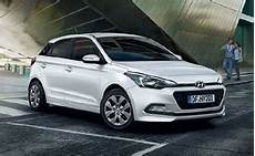 Hyundai I20 Go Sondermodell