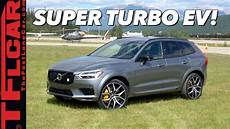 how is the new 2020 volvo xc60 t8 polestar hybrid in