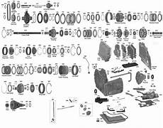 exploded view of 2005 pontiac aztek manual gearbox 1958 60 pontiac h d manual transmission