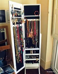 miroir psyché porte bijoux l armoire psych 233 224 bijoux rangement incontournable de la