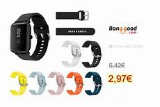 Bakeey 20mm Colorful Release by Bakeey 20mm Colorful For Amazfit Bip Descontos Tech