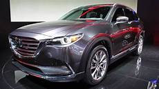 2017 Mazda Cx 9 Top Speed