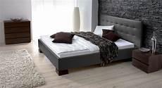 Schlafzimmer Design Grau - kunstleder bett in 220 berl 228 nge erh 228 ltlich bett ruby