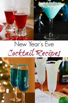 Nye Drink Glasses new year s cocktail recipes comeback momma