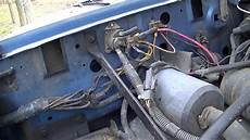Blue F 150 Battery Cable Replacement