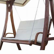 Design Bank Aus Holz L 228 Rche F 252 R Hollywoodschaukel 2 Sitzer