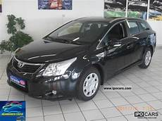 2011 toyota 1 8 avensis combi edition navi winterp