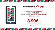 free mobile brade de nouveau forfait 50 go 224 3 99