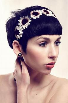 cute short hairstyles with headbands 20 collection of cute short hairstyles with headbands