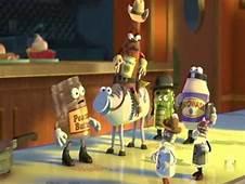 Simpsons Pixar Parody  YouTube