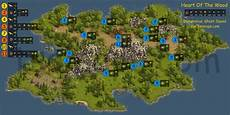 herz des waldes the settlers guides