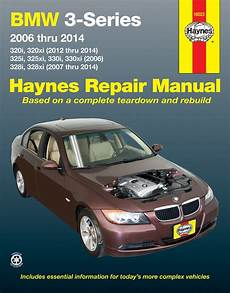 car repair manuals download 2006 bmw m3 head up display bmw 3 series haynes repair manual 2006 2014 hay18023