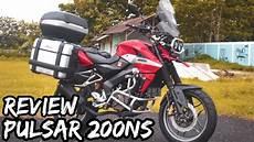 Modifikasi Pulsar by Review Modifikasi Pulsar 200ns Adventure Touring
